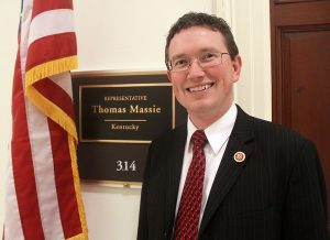 Rep. Thomas Massie Prevents House Skeleton Crew from Passing Legislation during Recess