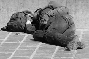 Herron Murder Highlights Real Homeless Problem