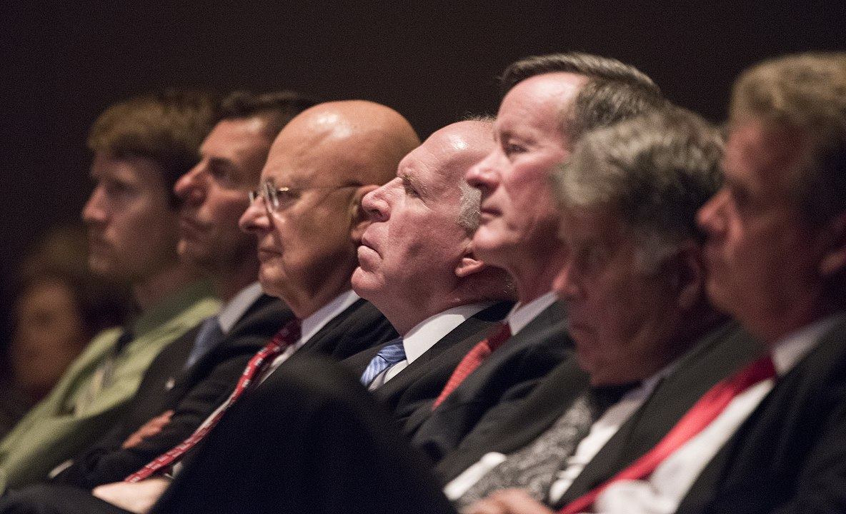 John Brennan's and Jim Clappers' Last Gasp?