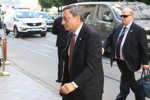 Draghi's Dangerous Farewell