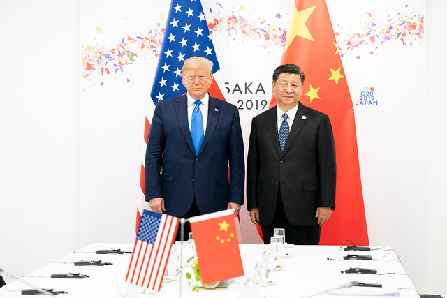 As China Settles in for a Long Trade War, Economic Pressure on Trump Continues to Grow