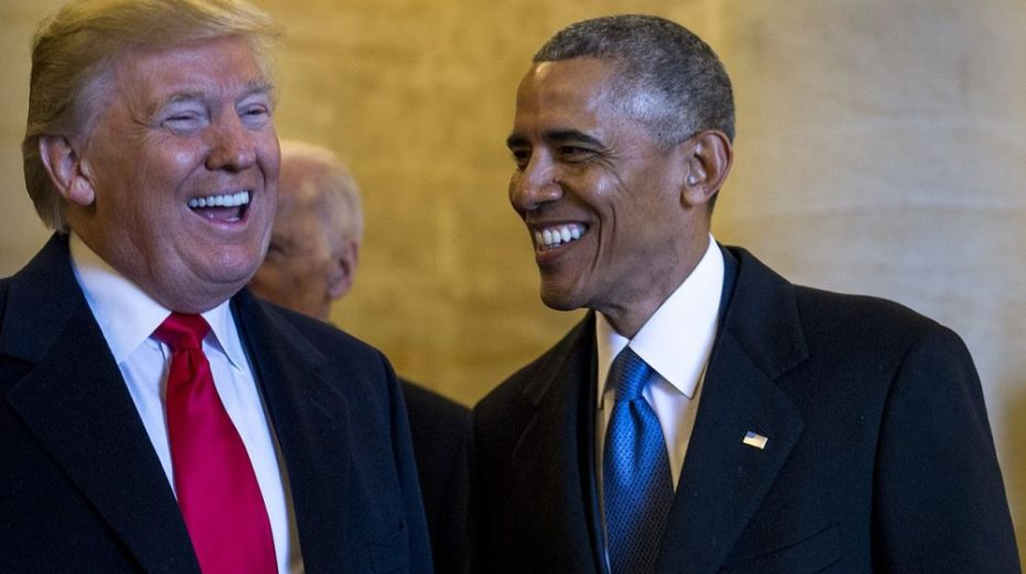 Geopolitical Realism Utilized by Obama and Trump