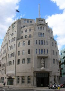 Former Senior BBC Presenter Criticises LGBT Correspondent Role