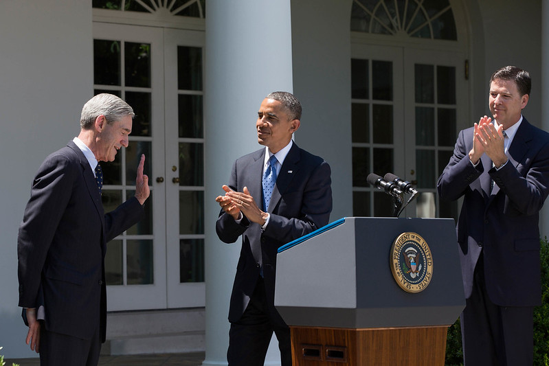 Larry C. Johnson: The Failed FBI Plot to Paint Trump Doing Deals with Putin