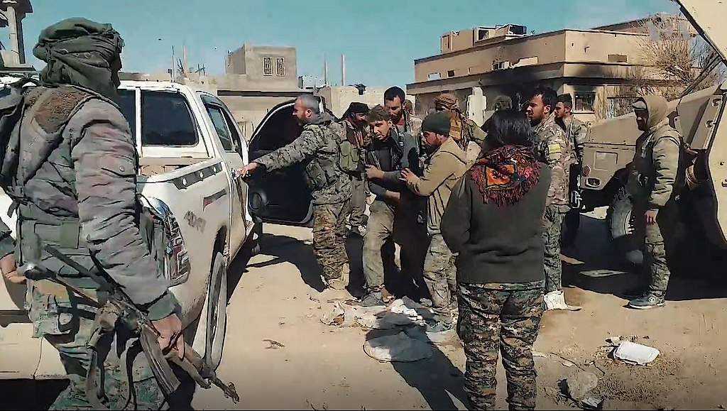 The New Reality in Rojava