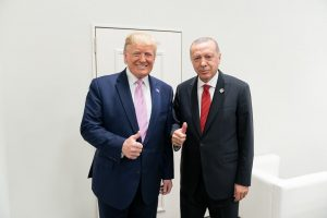"Trump Threatens to ""Totally Destroy and Obliterate"" the Economy of Turkey if ISIS Fighters Are Released"