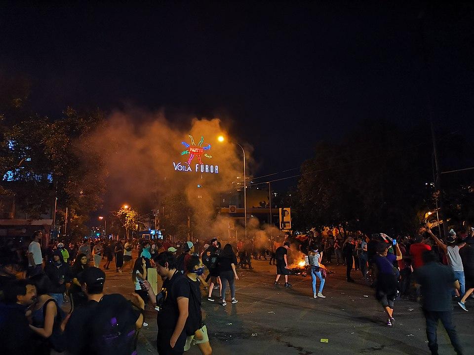 Chile: A Case Study in Anti-Capitalism