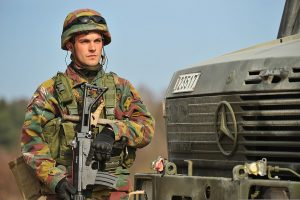 Will the European Union Form Its Own Army?