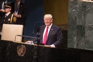 "Trump Stands Up to UN Pressure, Repeats ""There Is No International Right to Abortion"""