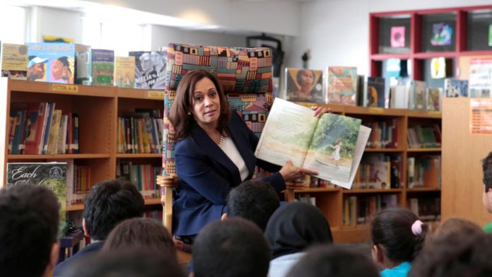 Kamala Harris Introduces Legislation for Ten-Hour School Days