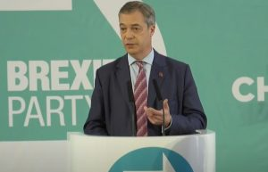 Brexit Party Will Not Stand against Sitting Conservative MPs