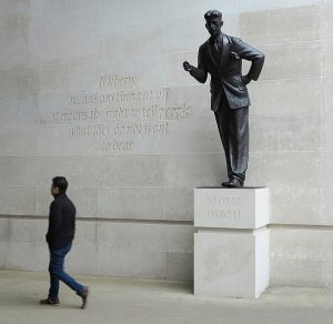 George Orwell and the Language of Brexit