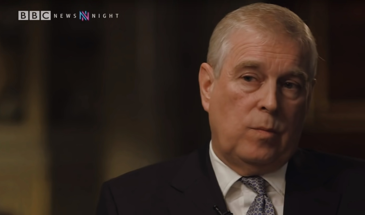 Body Language Reader Offers Damning Analysis of Prince Andrew's BBC Interview