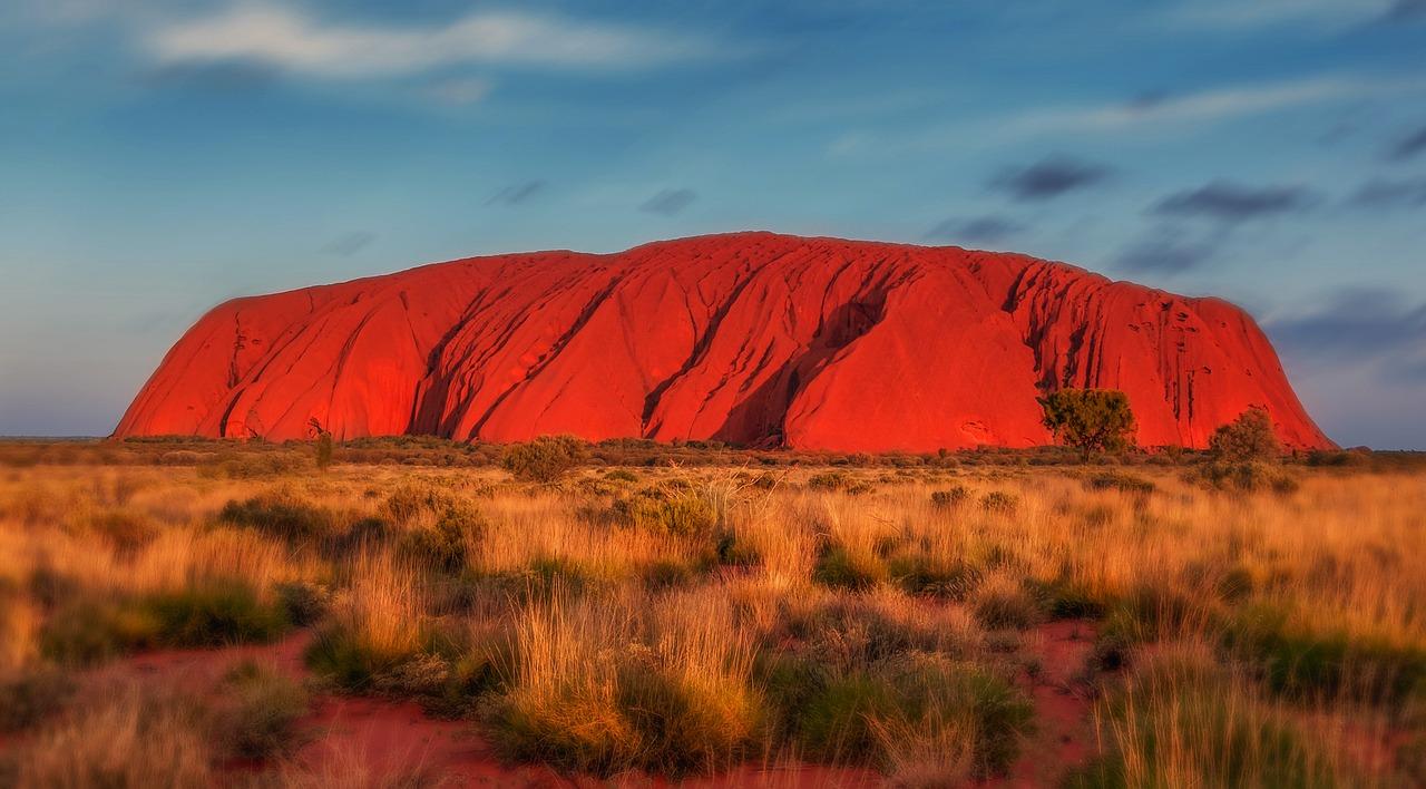 Uluru Spotlights Prosperity Question