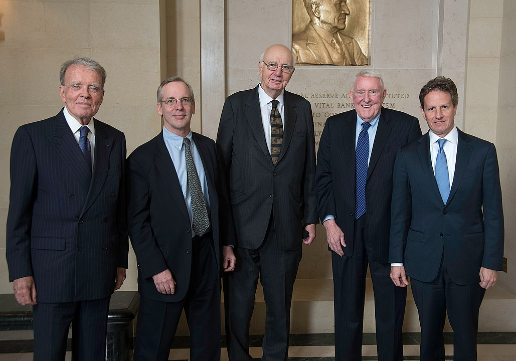 Bill Blain: Remembering Paul Volcker, 1927-2019