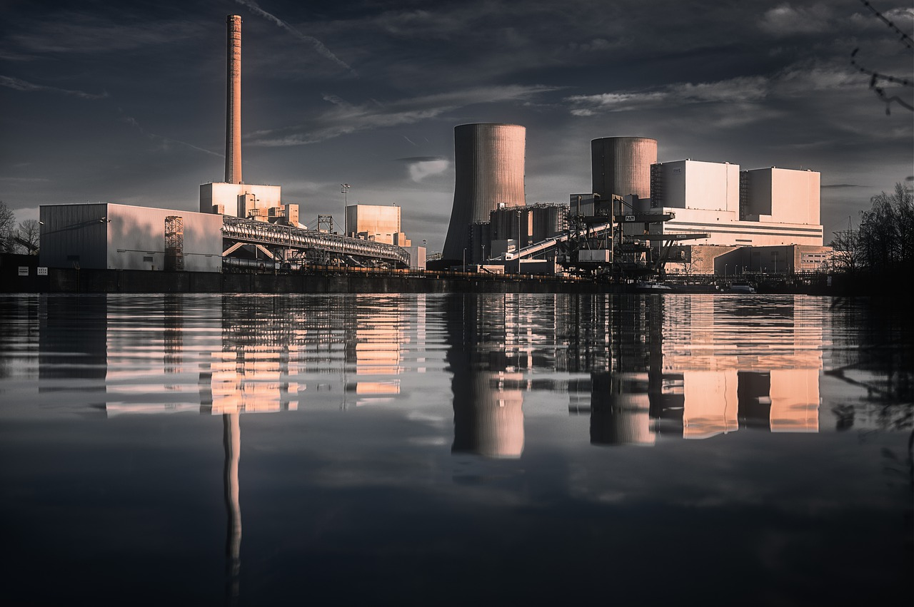 Every Coal Power Plant in the World (1927-2019)