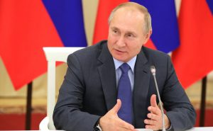 From Russia with Sense: Putin Says 'Nyet' to PC Radicals Replacing 'Mothers' and 'Fathers'
