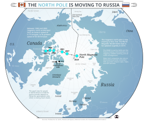 Santa's New Home: The North Pole is Moving to Russia
