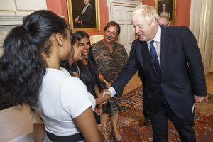 Boris Johnson Highlights Christian Persecution in Christmas Speech