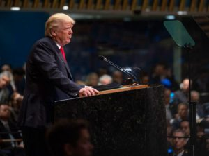 Trump's Pro-Life Efforts at United Nations Defeated by Pro-Abortion EU Countries