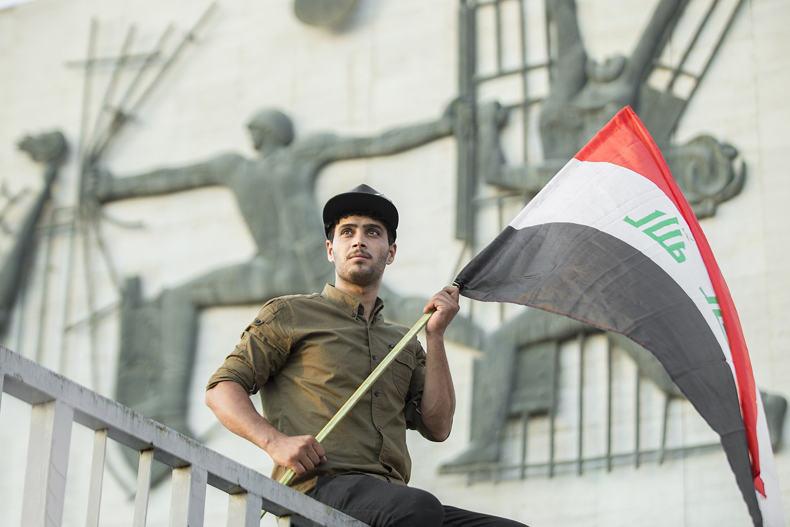 Harper: A Tale of Two Protests in Baghdad