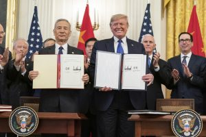 Bill Blain: A Trade Agreement, Yeah!