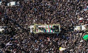 At Least 56 Mourners Crushed to Death at the Funeral of Qassem Suleimani