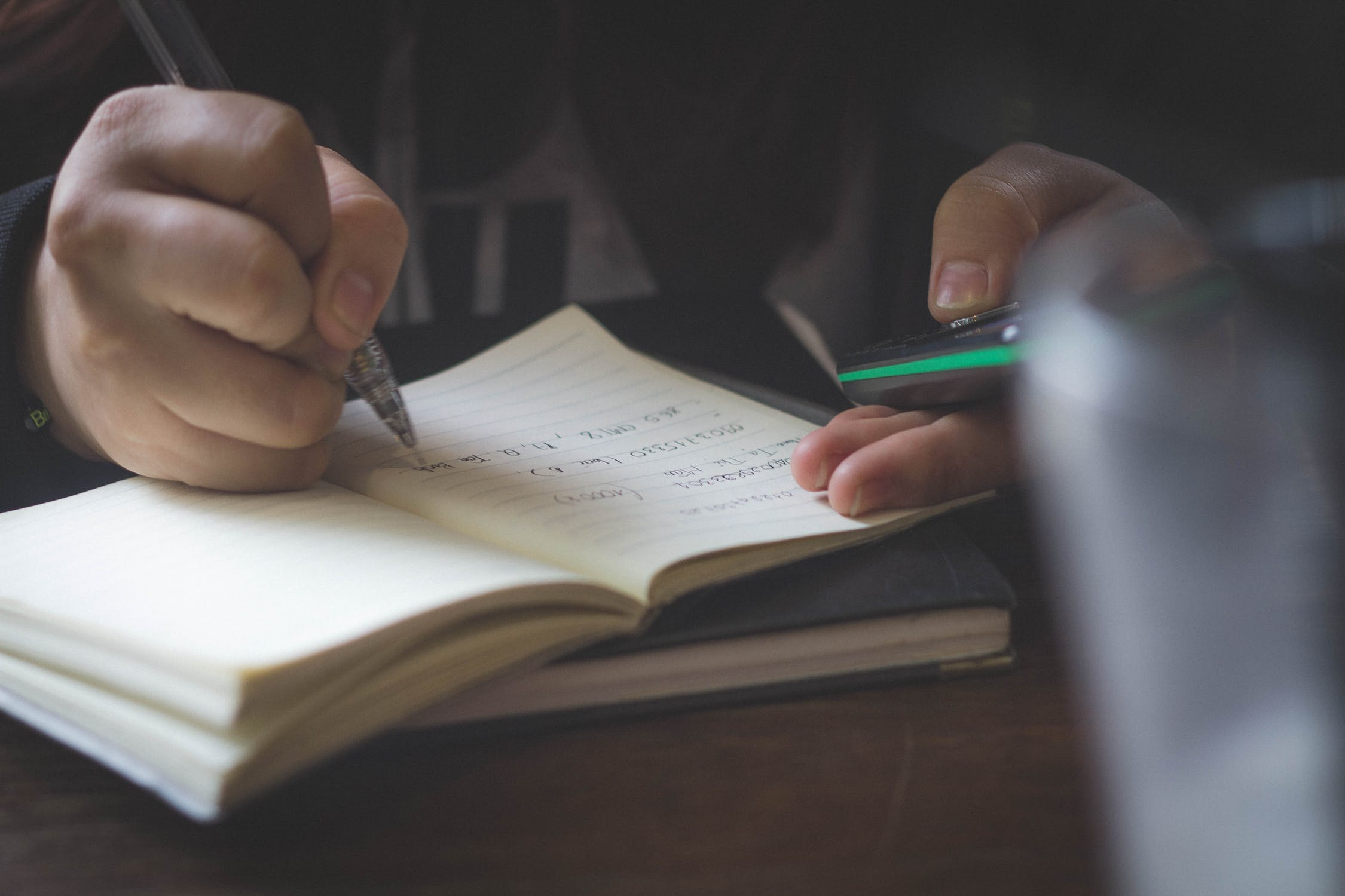 Blaise Joseph: Back to Homework