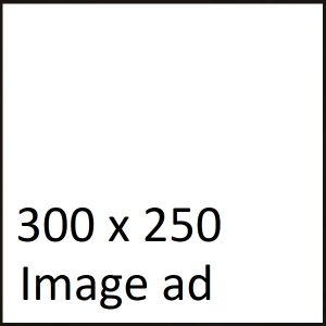 Medium Rectangle Image Banner Ad, £1 CPM