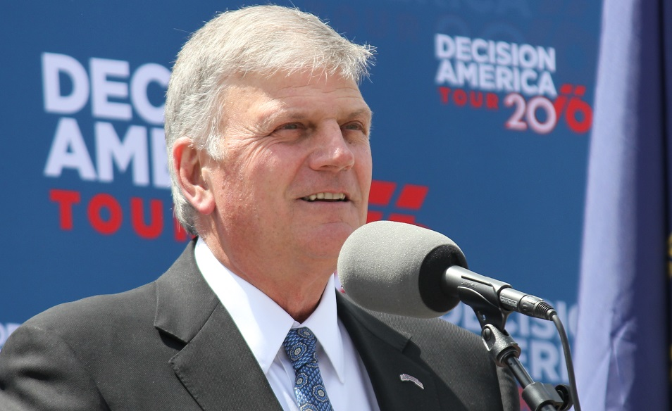 Cancelling Franklin Graham 'Antithetical to Free Speech', Say Church Leaders