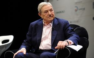 "George Soros Wants Mark Zuckerberg Removed from Facebook for ""Helping Trump Get Re-Elected"""