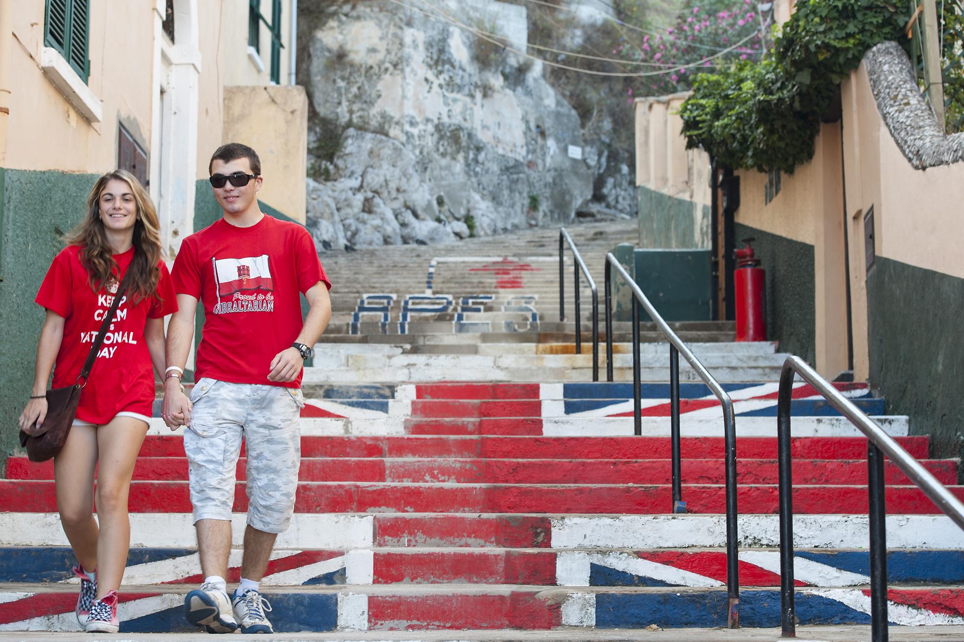 Gibraltar Leaves the Sinking EU Ship