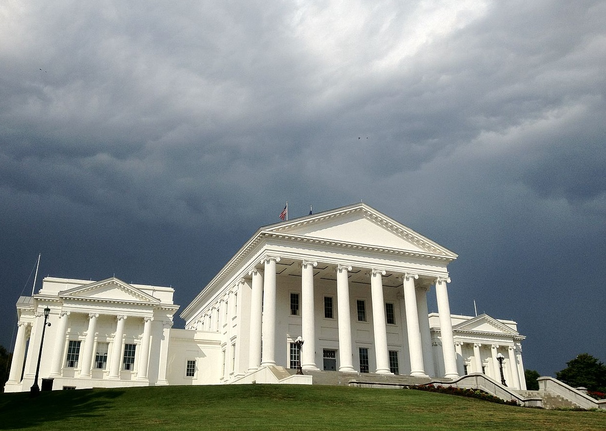 Virginia Democrats Vote to End Mandatory Reporting at Schools for Marijuana Possession, Assault, and More