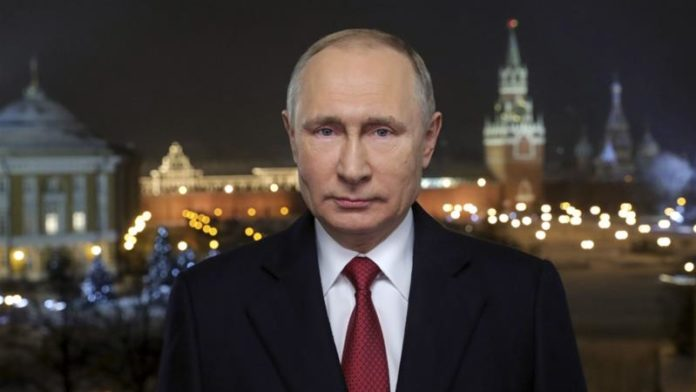 Vladimir Putin Says Russia Will Never Legalize Gay Marriage