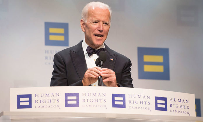 Elizabeth Johnston: As President, Joe Biden Would Make the Equality Act and Conversion Therapy Bans a Top Priority