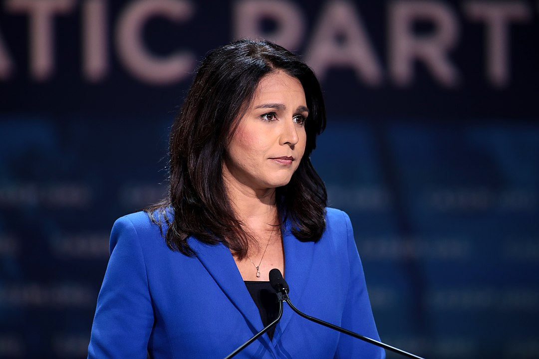 The Ides of March: The DNC Changes the Debate Rules to Keep Tulsi Gabbard Out