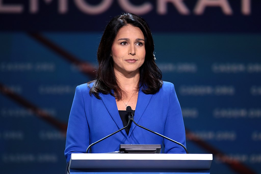 Where's the Liberal Outrage Now That Tulsi Gabbard Has Been Silenced Yet Again?