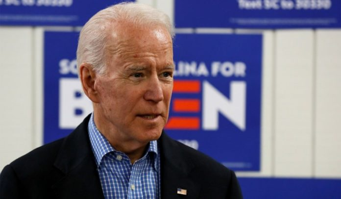 Elizabeth Johnston: Joe Biden Vows to Protect the 'Constitutional Right' to Have an Abortion