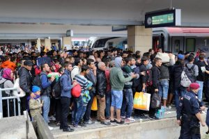 Migrant Crisis 2.0: Who's to Blame and What's to Be Done?