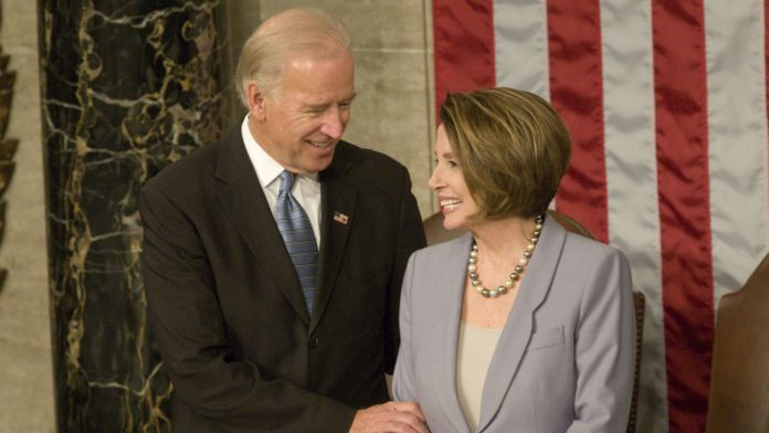 Nancy Pelosi Offers Endorsement of Joe Biden amid Ongoing #MeToo Assault Allegations