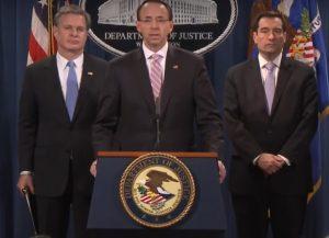 Larry C. Johnson: Senate Judiciary Document Dump Exposes FBI and DOJ Corruption