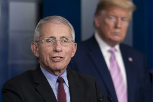 Rasputin in the White House: Trump Must Boot Dr. Fauci from His Inner Circle or Lose Everything He's Fought For