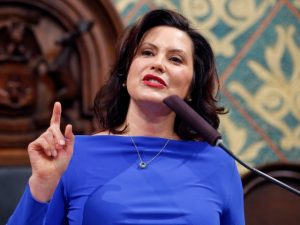 "Elizabeth Johnston: Michigan Governor Gretchen Whitmer Calls Abortion ""Life-Sustaining"", Vegetable Seeds Still Banned"