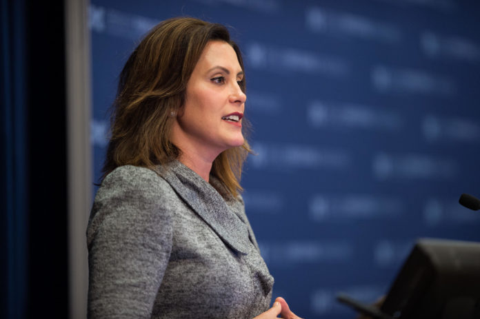 Elizabeth Johnston: Michigan Governor Gretchen Whitmer Changes Her Tone after Pro-Lifer Files Lawsuit