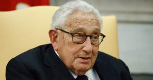 Listen to Henry Kissinger: Globalists Have Big Plans for This [COVID19] Crisis