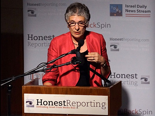 WATCH: Melanie Phillips on Why She Left the Left