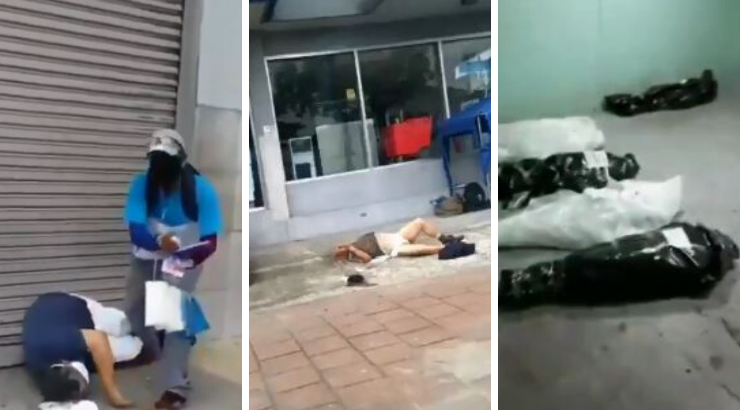 "Corpses Litter Ecuador's Streets as Port City Rapidly Becomes ""Wuhan of Latin America"""