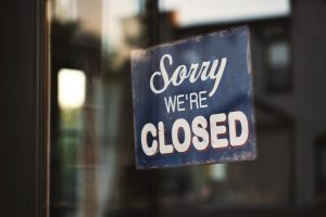 Killed by the Coronavirus Lockdowns: Thousands of American Businesses Shut Down by the Lockdowns Will Not Reopen