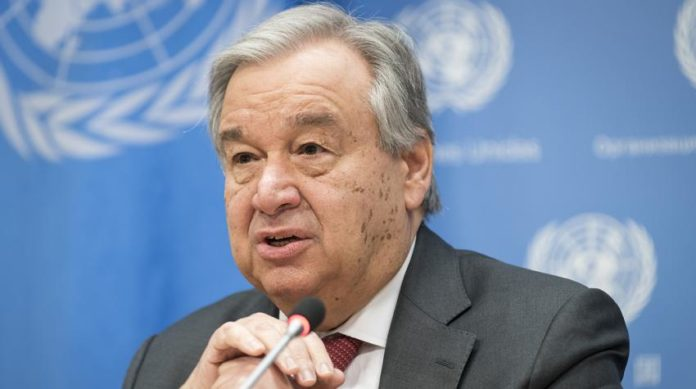 "UN Chief Calls for Global Leaders to ""Use Pandemic Recovery"" to Deindustrialize West, Transition to Green Energy"