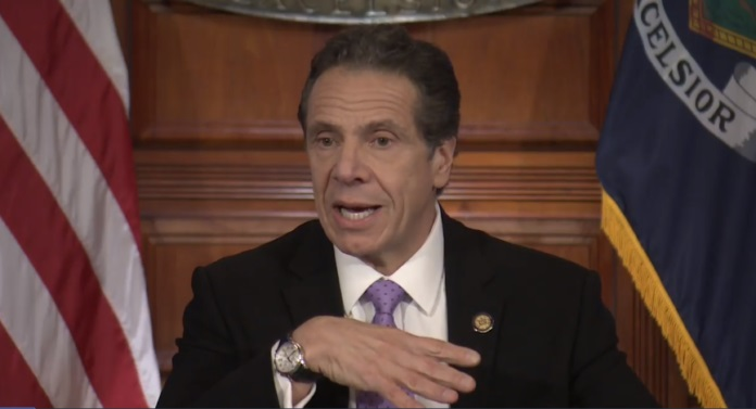 NY Governor Andrew Cuomo Shields Nursing Home Executives from Coronavirus Lawsuits, Earlier Received $1 Million Campaign Donation from Them